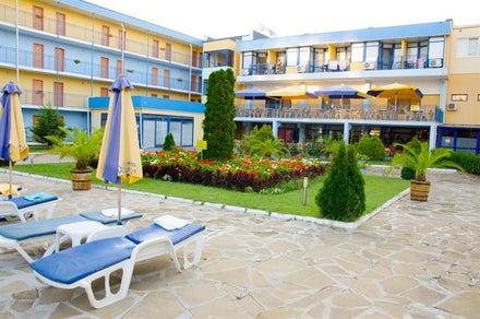 Azurro Hotel in Sunny Beach, Bulgaria