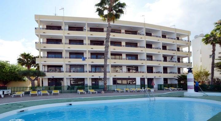 Apartments los Juncos I in Playa del Ingles, Gran Canaria, Canary Islands