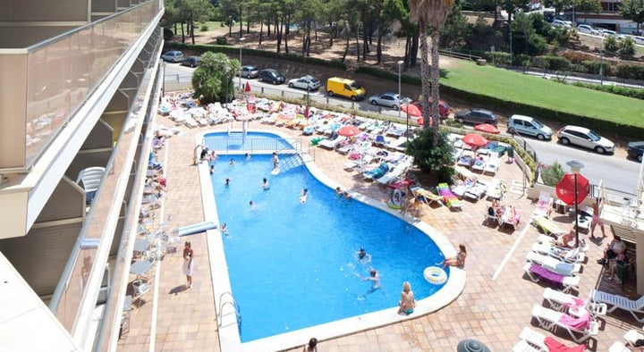 H.TOP Royal Star & Spa Hotel in Lloret de Mar, Costa Brava, Spain