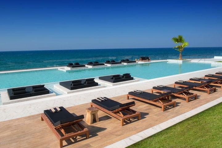 Abaton Island Resort and Spa in Hersonissos, Crete, Greek Islands