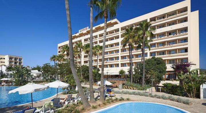 Hipotels Said Hotel in Cala Millor, Majorca, Balearic Islands