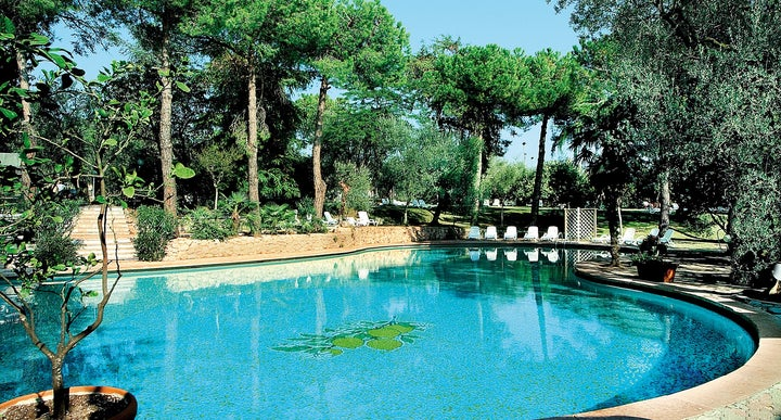Marco polo hotel verona in garda italy holidays from - Hotels in verona with swimming pool ...