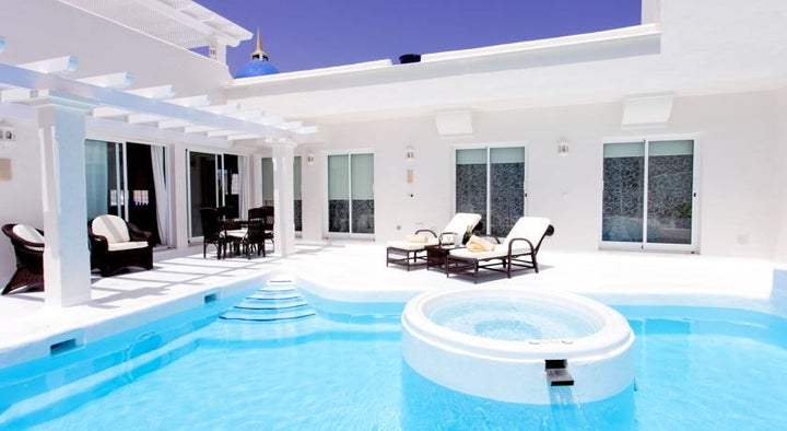 Bahiazul Villas & Club in Corralejo, Fuerteventura, Canary Islands