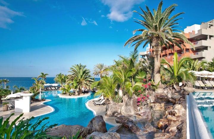 Adrian Hoteles Roca Nivaria GH Tenerife in Playa Paraiso, Tenerife, Canary Islands