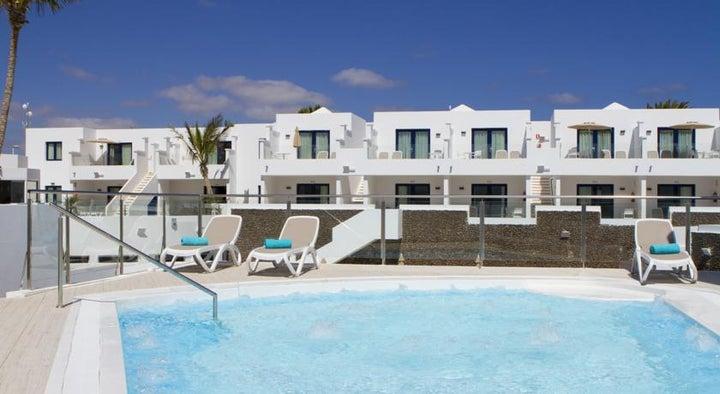 Aqua Suites in Puerto del Carmen, Lanzarote, Canary Islands