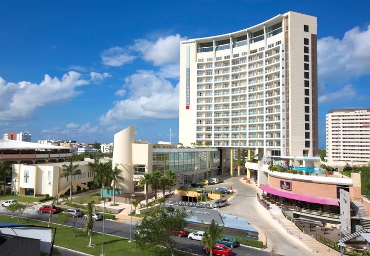 Krystal Urban Cancun Malecon in Cancun, Mexico