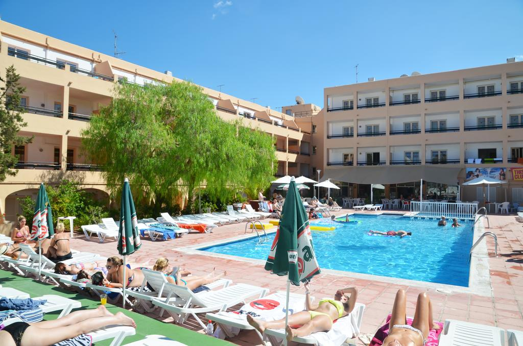Azuline Sunshine Apartments In San Antonio, Ibiza, Balearic Islands