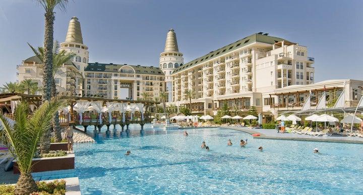Delphin Diva Hotel Lara Beach