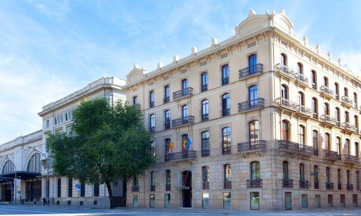 Hotel Ciutadella Barcelona in Barcelona, Costa Brava, Spain