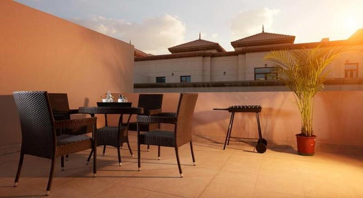 Al Seef Resort & Spa by Andalus in Abu Dhabi, Abu Dhabi, United Arab Emirates