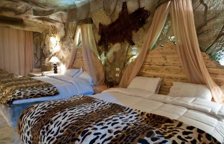 Caves Beach Resort Hurghada Image 56