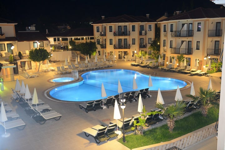 Marcan Beach Hotel Image 14