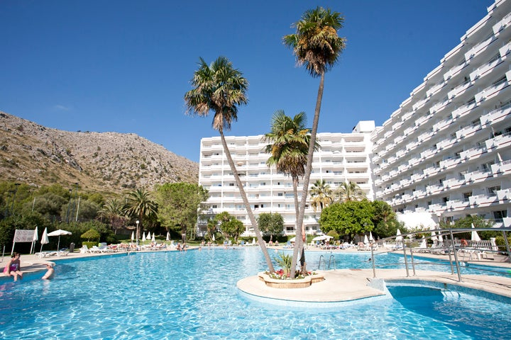 Siesta Apartments in Alcudia, Majorca, Balearic Islands