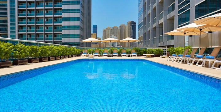 Armada BlueBay Hotel in Dubai City, Dubai, United Arab Emirates
