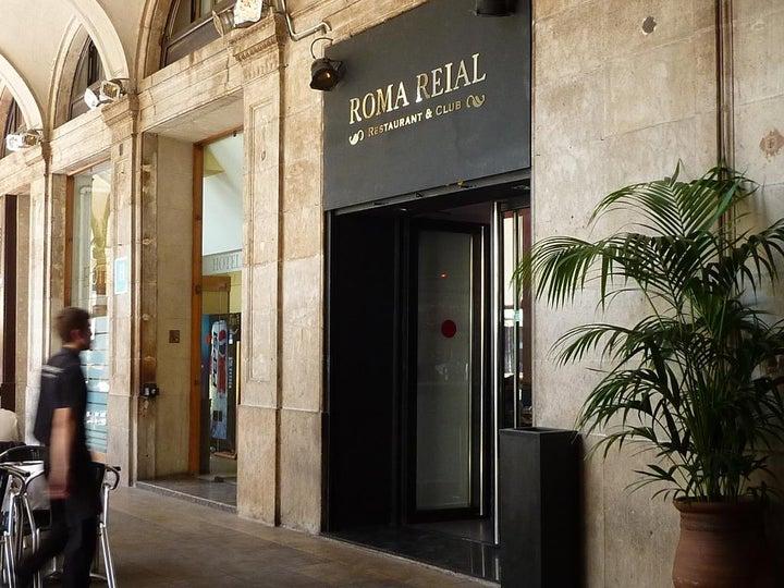 Roma Reial in Barcelona, Costa Brava, Spain
