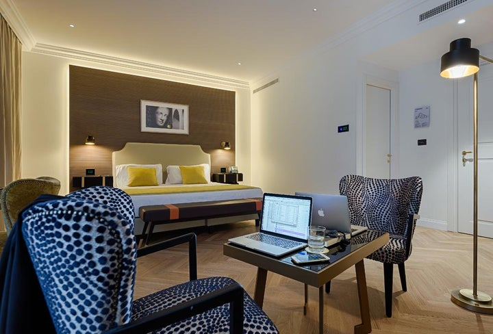 The K Boutique Hotel in Rome, Italy
