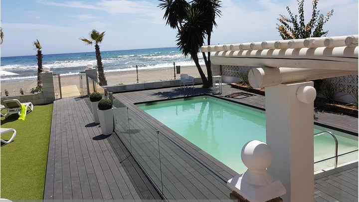 Santa Rosa in Torrox, Costa del Sol, Spain