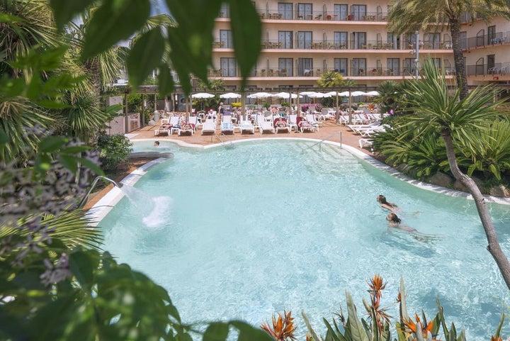Sumus Hotel Stella and Spa in Pineda de Mar, Costa Brava, Spain