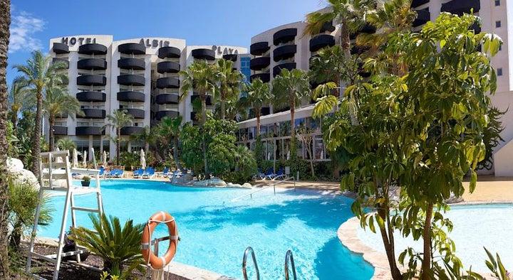 Albir Playa Hotel Spa in Albir, Costa Blanca, Spain