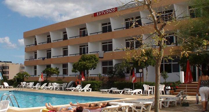 Tropicana Studios In San Antonio Ibiza Holidays From 177pp Loveholidays