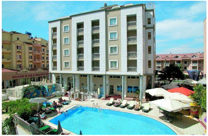 Almena Hotel in Marmaris, Dalaman, Turkey