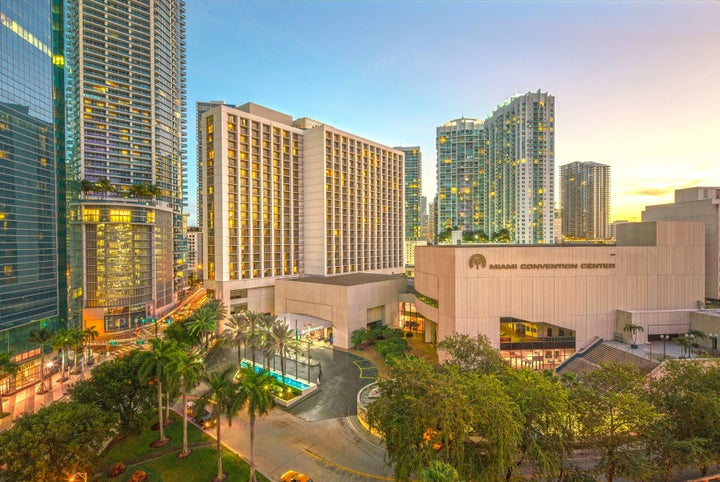 Hyatt Regency Miami in Miami, Florida, USA
