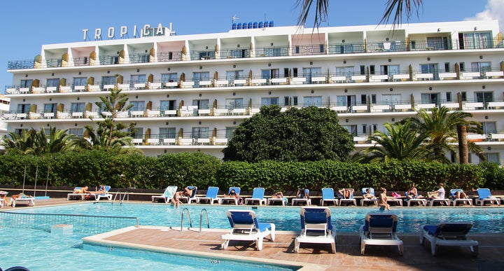 Hotel Tropical In San Antonio Ibiza Holidays From 163