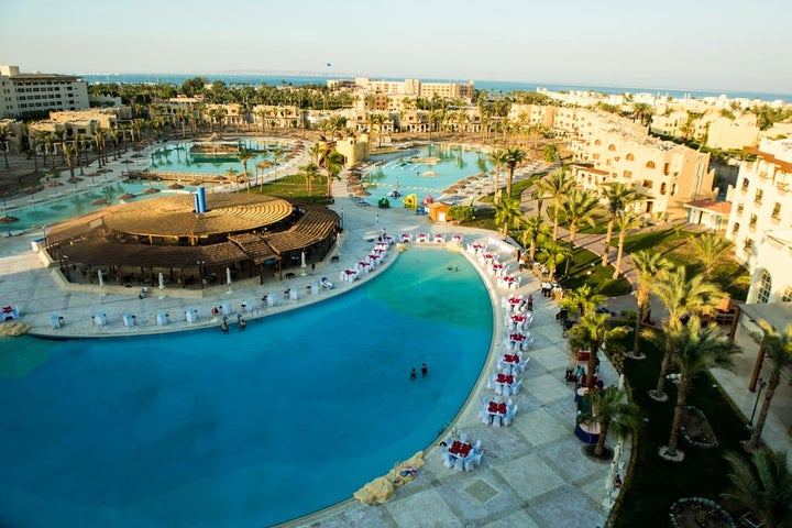 Royal Lagoons Aqua Park Resort & Spa in Hurghada, Red Sea, Egypt
