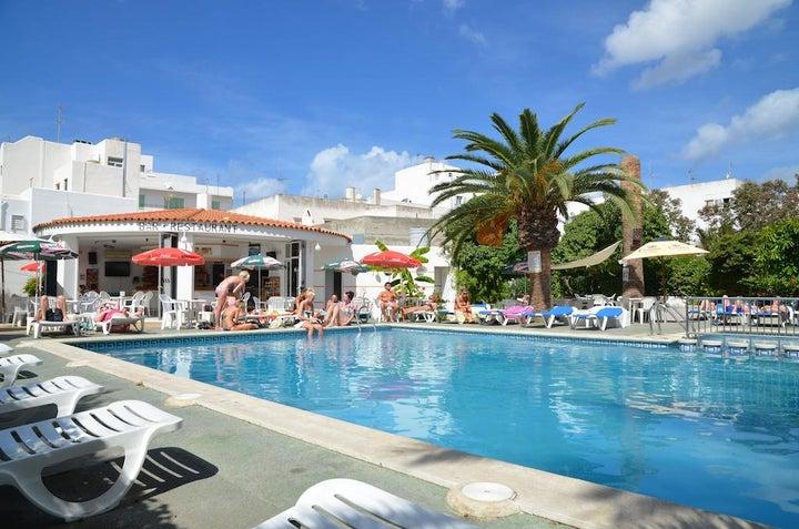 Azuline Llevant Hotel in San Antonio, Ibiza, Balearic Islands