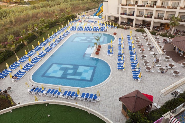 Seher Sun Palace Resort & Spa Hotel Image 2