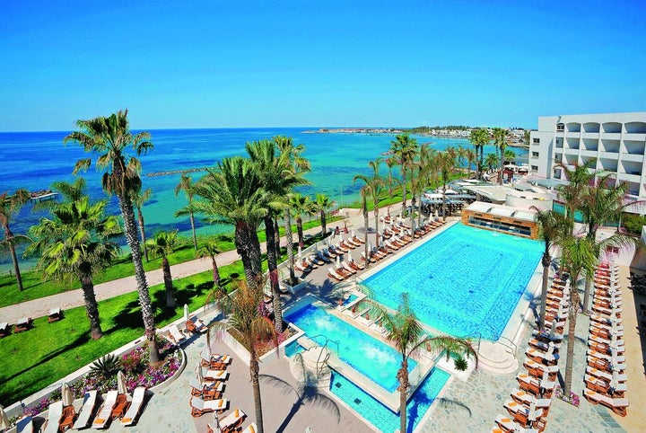Alexander The Great Beach Hotel in Paphos, Cyprus