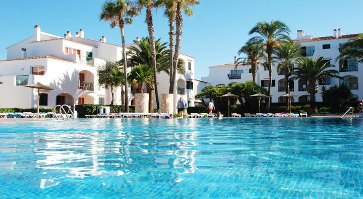 Vista Blanes Apartments in Cala'n Blanes, Menorca, Balearic Islands