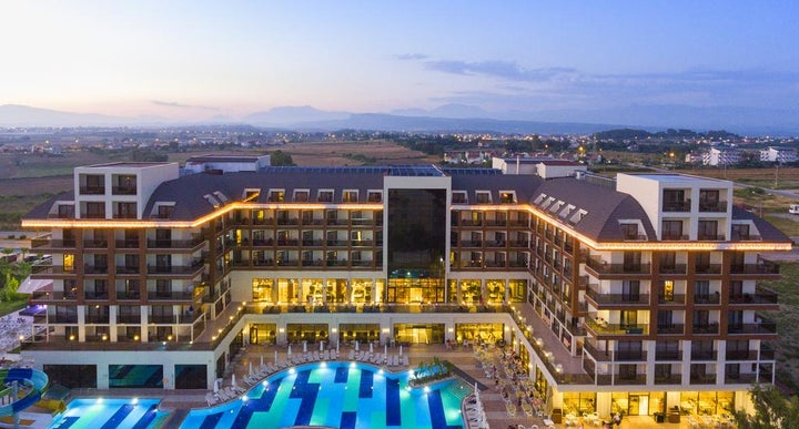 Hotel Glamour Resort Spa Colakli