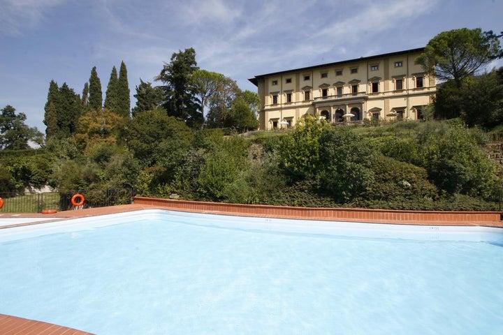 Villa Pitiana in Florence, Tuscany, Italy