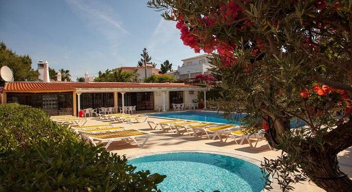 Balaia Sol Holiday Club in Albufeira, Algarve, Portugal