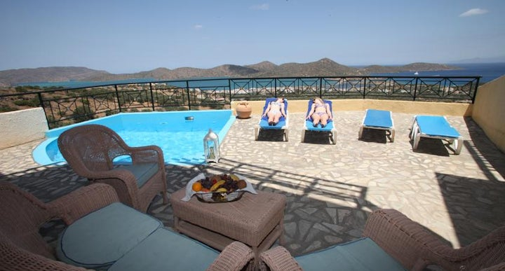 Elounda Water Park And Residence Hotel