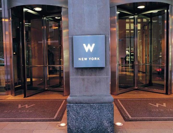 W New York in New York, New York, USA