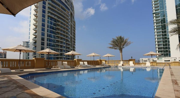 Hawthorn Suites By Wyndham Dubai in Jumeirah Beach, Dubai, United Arab Emirates
