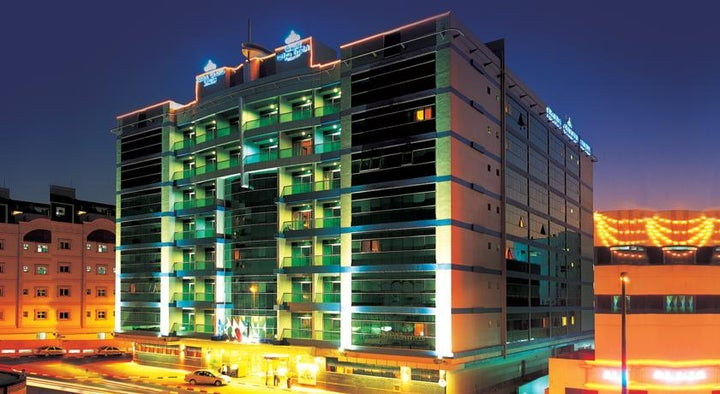 Flora Grand Hotel Dubai in Deira, Dubai, United Arab Emirates