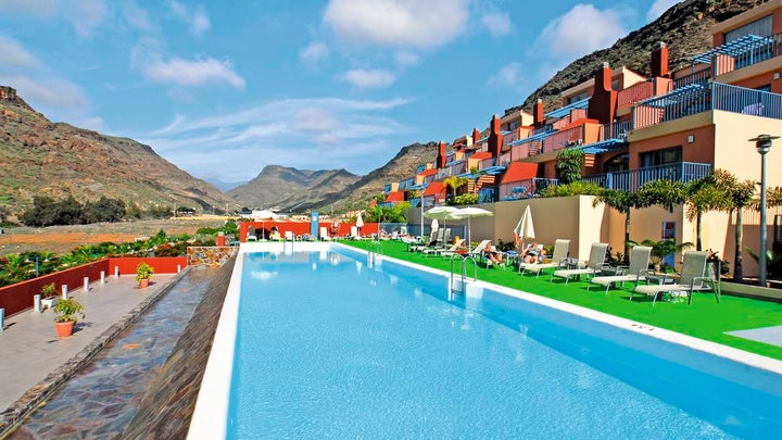 Cordial Mogan Valle Apartments in Puerto de Mogan, Gran Canaria, Canary Islands