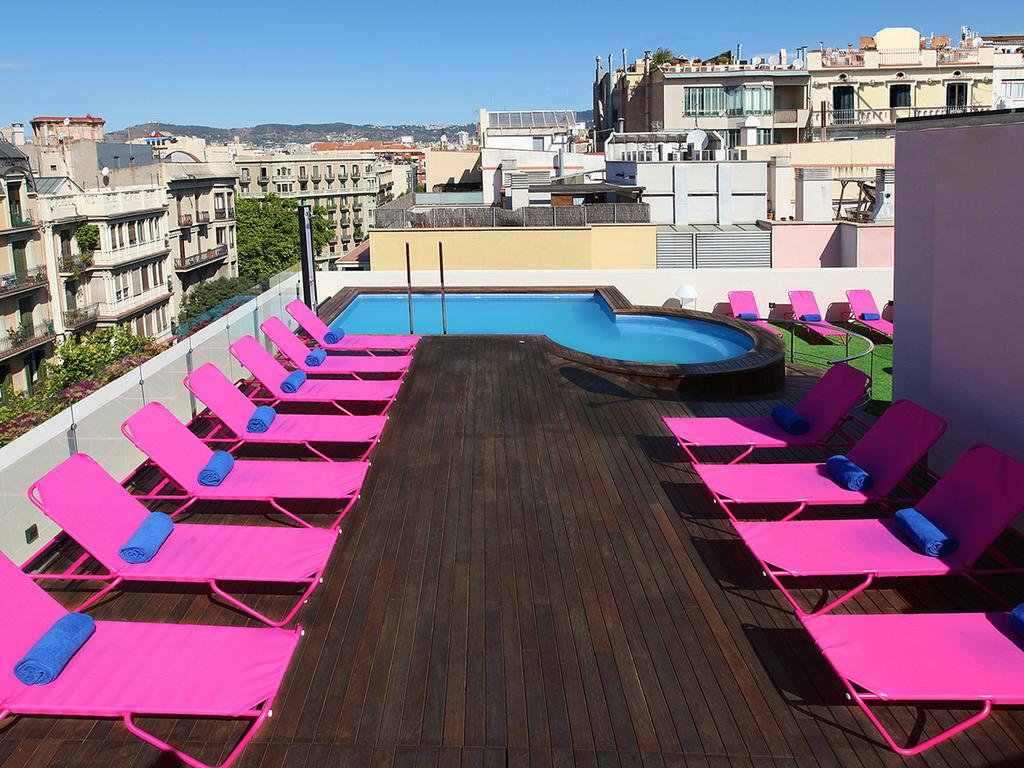 Two Hotel Barcelona By Axel In Spain Holidays From 275pp Loveholidays