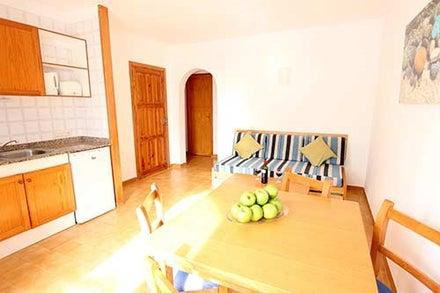 Holiday Park Apartments in Santa Ponsa, Majorca, Balearic Islands