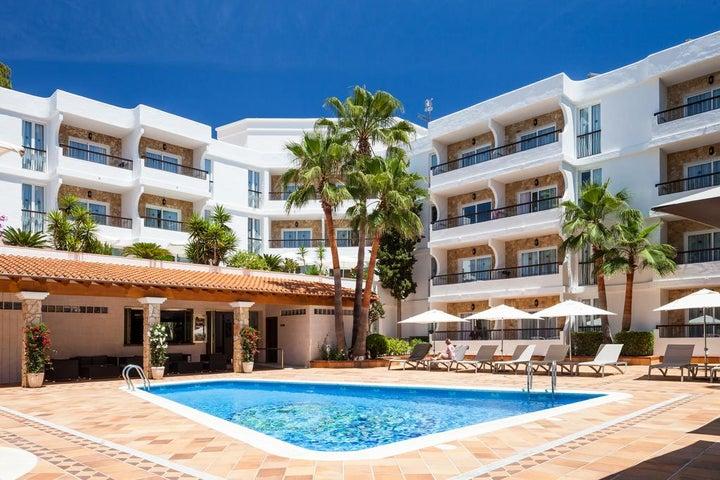 S'Argamassa Palace in Santa Eulalia, Ibiza, Balearic Islands