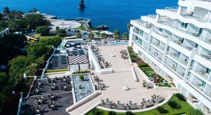 Melia Madeira Mare Resort & Spa in Funchal, Madeira, Portugal