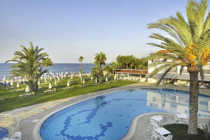 Akti Beach Village Resort in Paphos, Cyprus