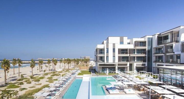 Hasil gambar untuk Nikki Beach Resort & Spa, Pearl Jumeirah