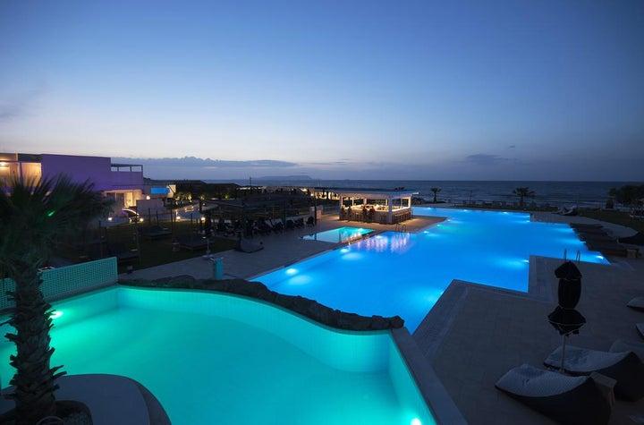Insula Alba Resort & Spa in Gouves, Crete, Greek Islands