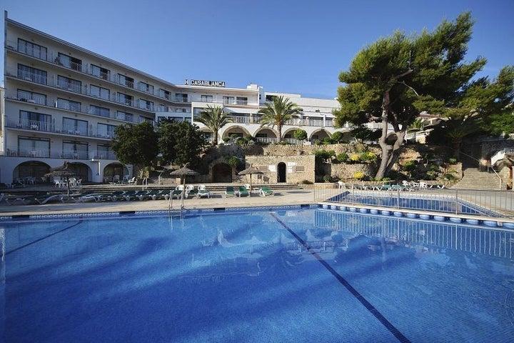 Casablanca Hotel and Apartments in Santa Ponsa, Majorca, Balearic Islands
