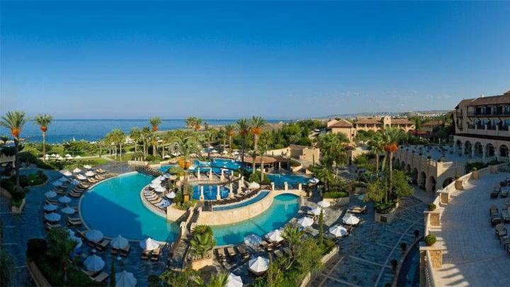 Elysium Resort Hotel in Paphos, Cyprus