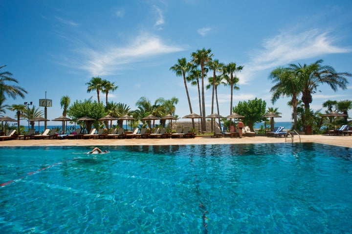 Amathus Beach Hotel Limassol in Limassol, Cyprus